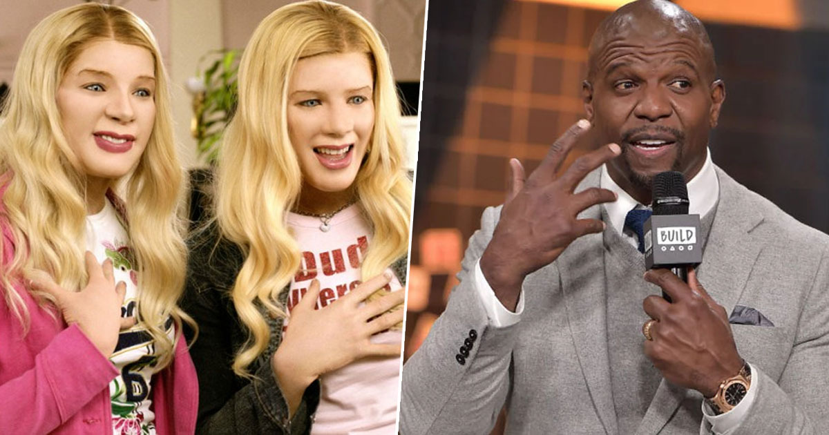 terry crews in white chicks