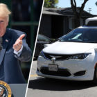 President Trump Says He Doesn't Trust 'Crazy' Driverless Cars