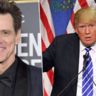Jim Carrey Paints Swastika On Trump's Face And Blames Him For New Zealand Attack