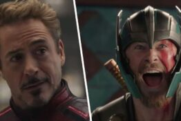 Fans debate sound at the end of Avengers: Endgame credits.
