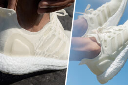 Adidas unveil recyclable trainers
