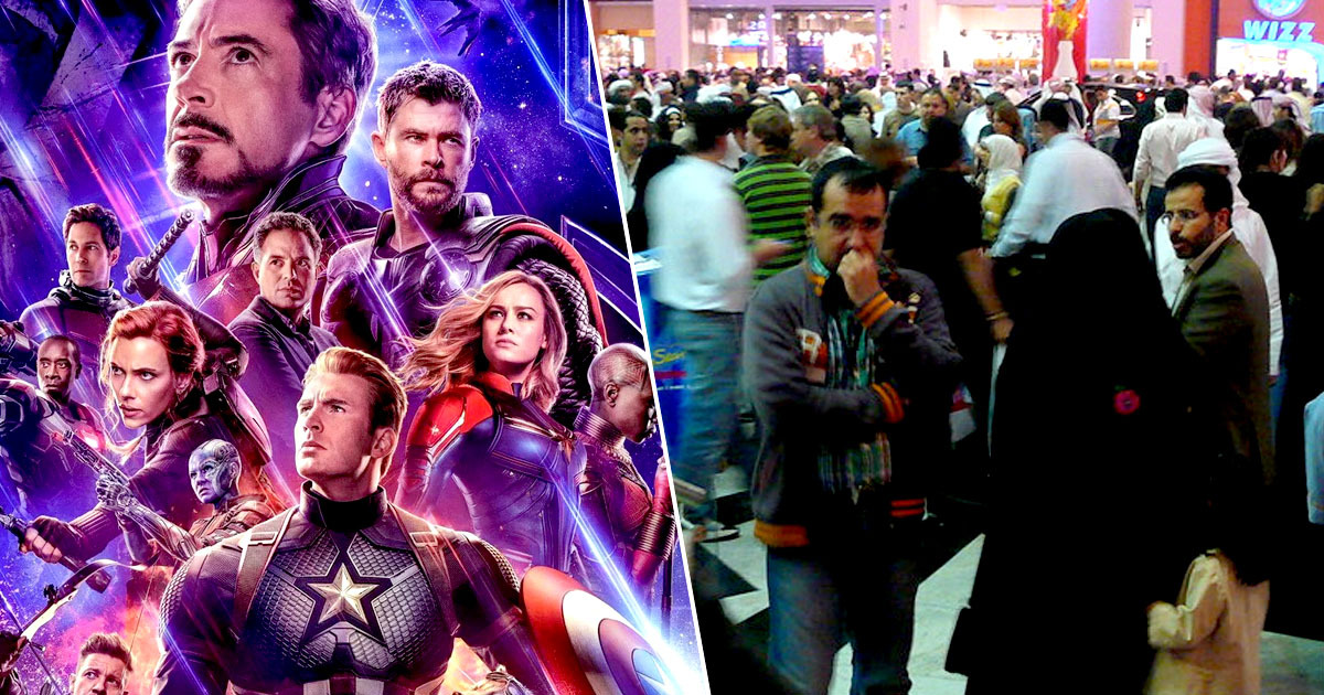Cinemas can't cope with Avengers: Endgame