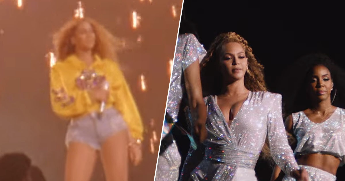 Netflix Just Dropped Beyoncé: Homecoming Trailer Beyonce Homecoming