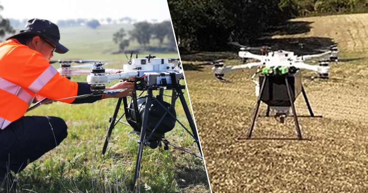 biocarbon engineering seed drones