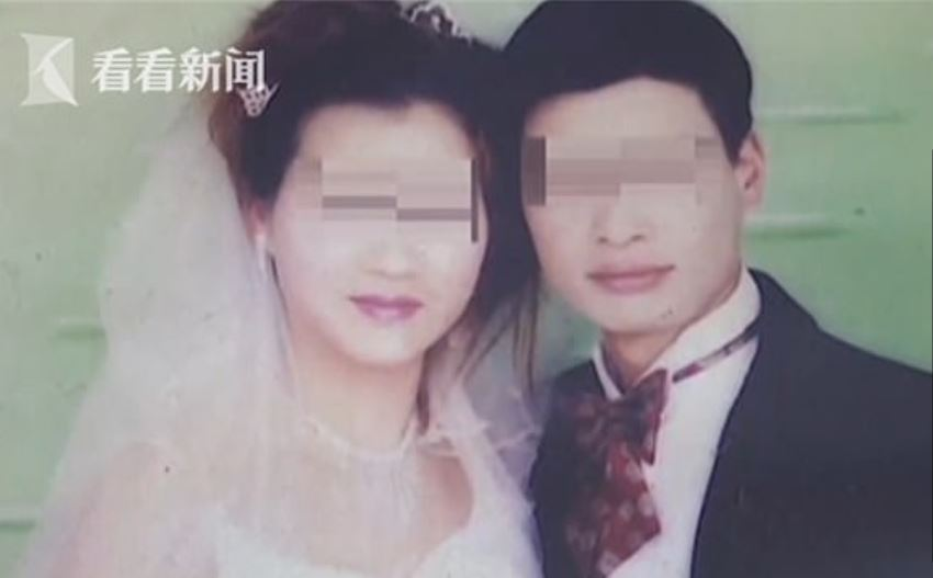 chinese couple stabbed husband chicken legs