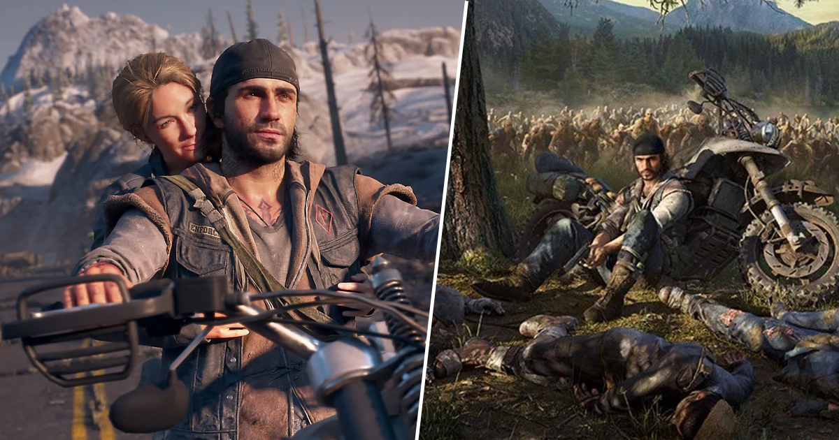 Days Gone Gets A Gorgeous Free PS4 Theme