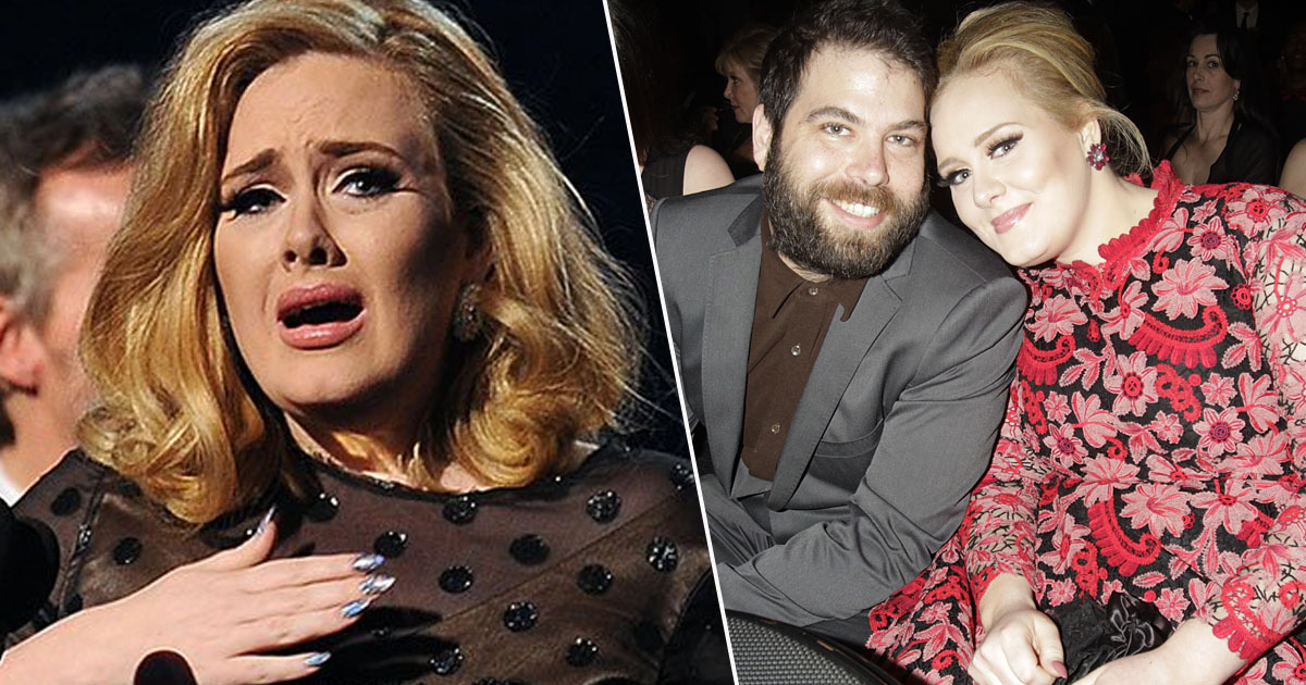 Adele Announces Split From Husband Of Three Years