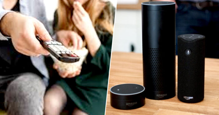 Amazon workers listen to conversations through Alexa devices.