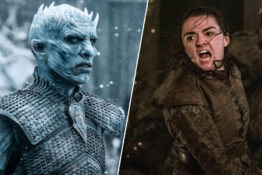 arya destined to kill night king in game of thrones