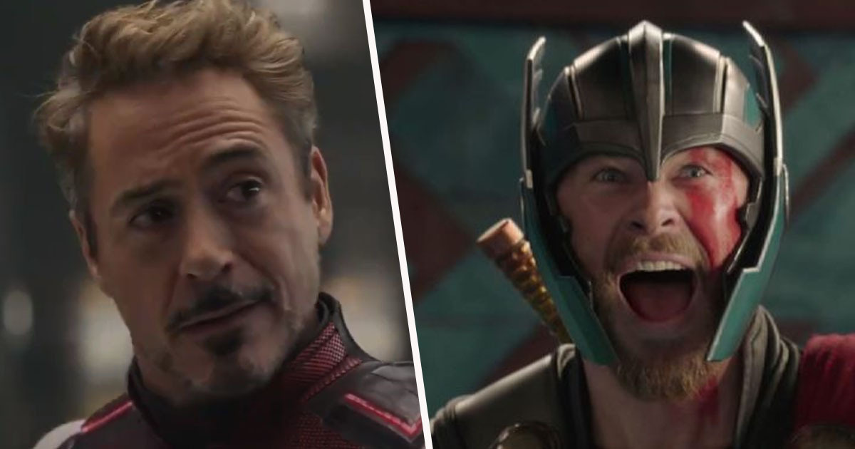 Avengers Have A Group Chat Full of 'Incriminating' Messages