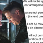 Man Sets Strict Set Of Rules For Girlfriend While Watching Avengers: Endgame