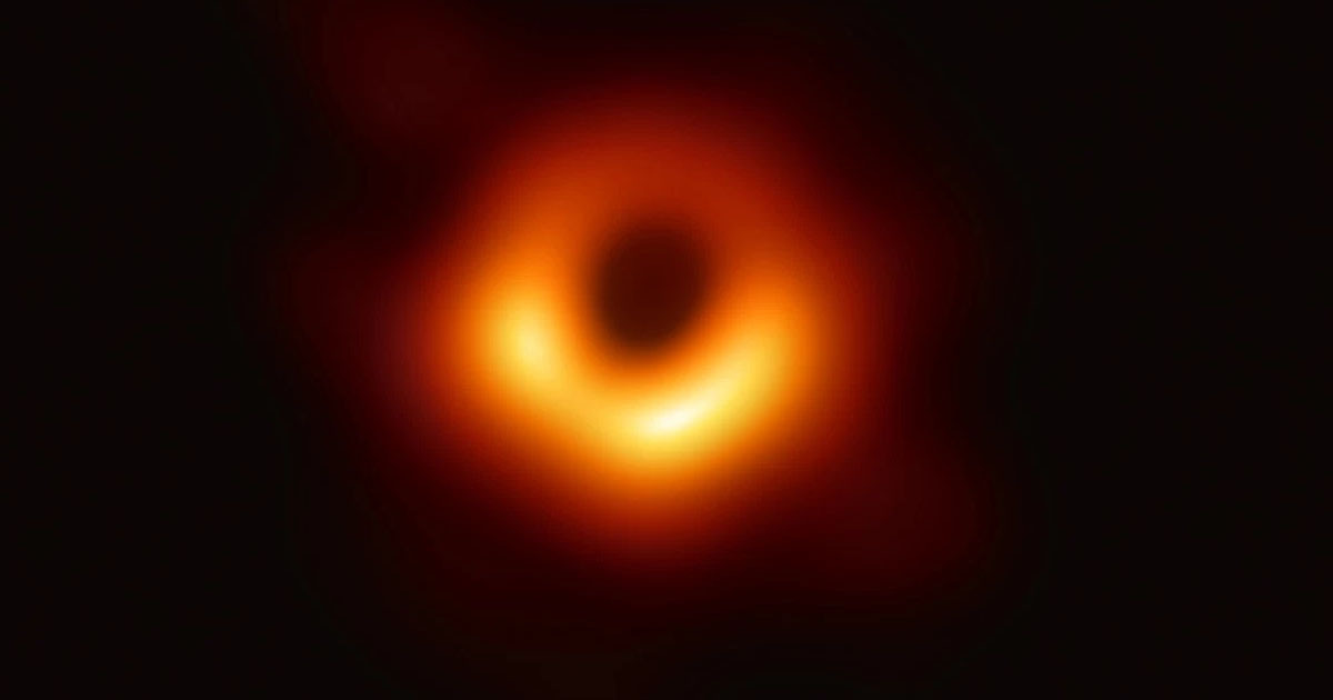 The first photographed black hole has been given the Hawaiian name Pōweh.i