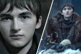 Isaac Hempstead-Wright has explained why Bran Stark has quite a creepy stare.