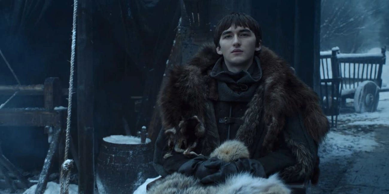 Game of Thrones Finally Reveals What the Night King Wants in bran stark hbo