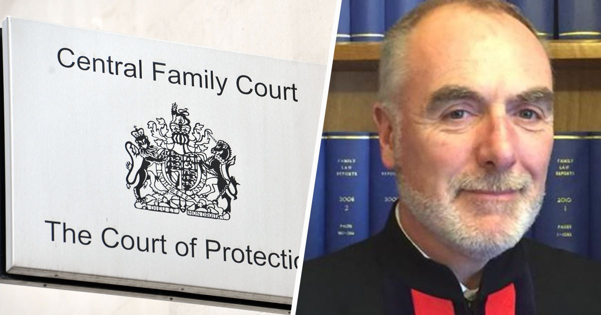 Judge says it's a man's 'fundamental right' to have sex with his wife