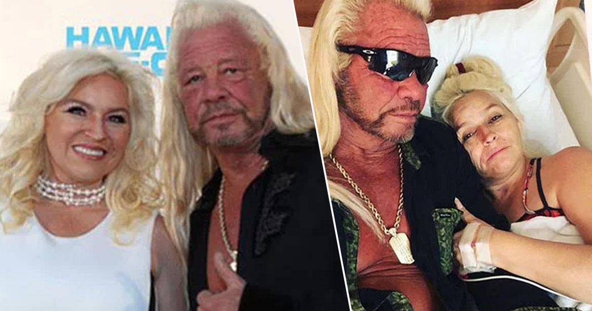 Dog The Bounty Hunter's Wife Beth Rushed To Hospital With 'Serious