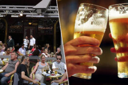 beer company will pay you to go to belgium and drink beer