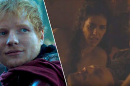 Ed Sheeran appearing in Game of Thrones