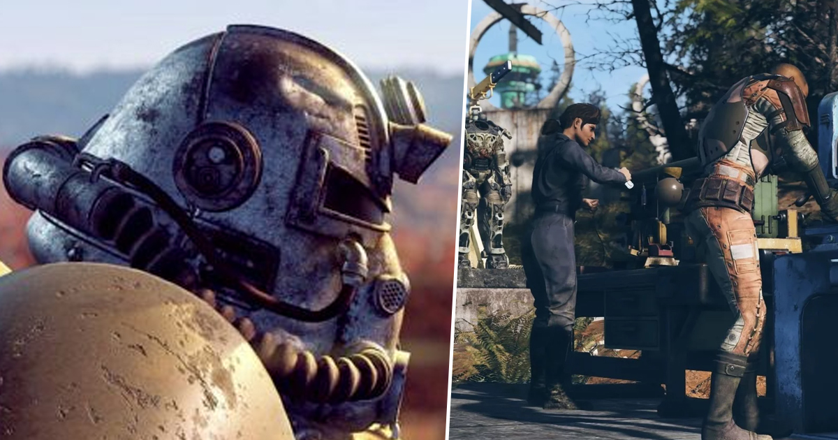 Fallout 76 Players Respond To Bethesda Adding 'Pay To Win' Items