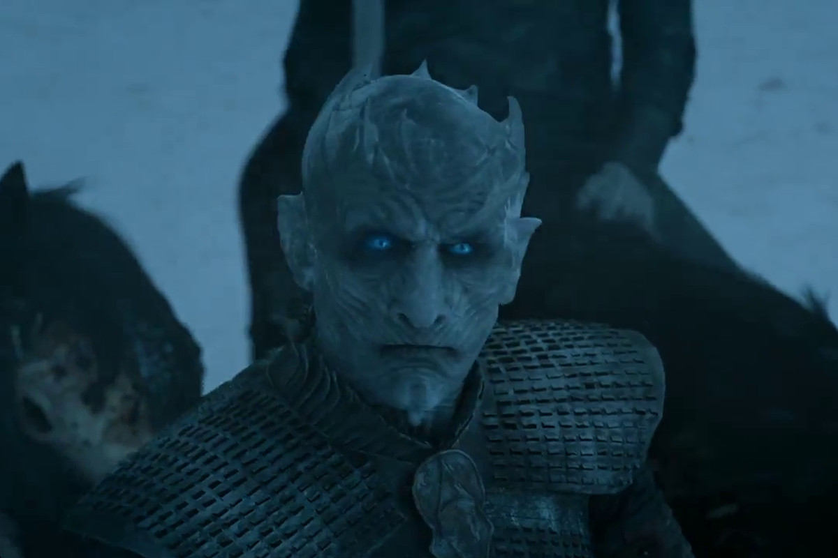 The Night King Explains Why He Didn't Fight Jon Snow At ...