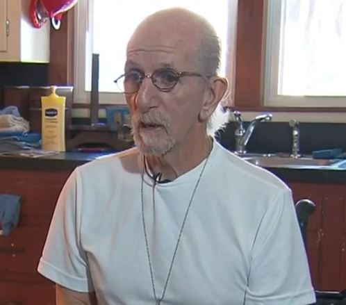 Veteran robbed while in hospital