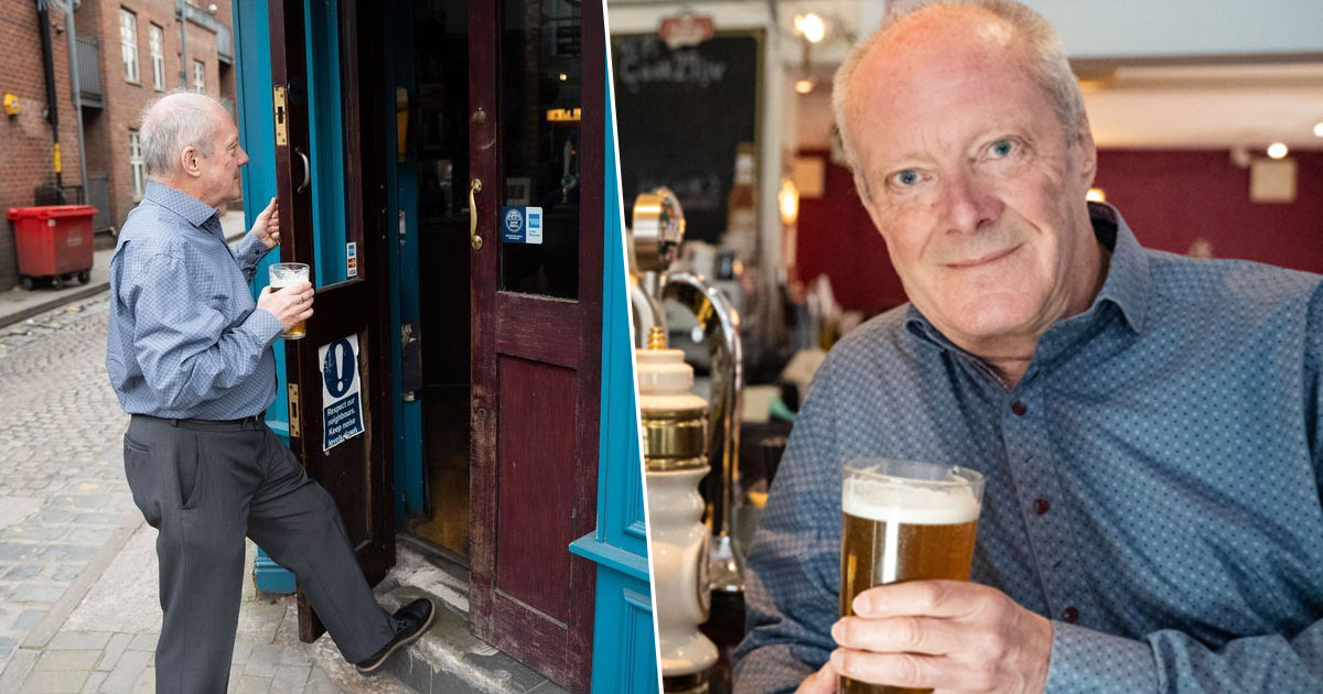 74-year-old man completes record-breaking world's longest pub crawl