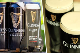 Guinness to get rid of plastic packaging