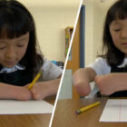 10-Year-Old With No Hands Wins Handwriting Competition