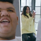 Harvey Price Jumps For Joy When Told His Drawings To Be Displayed At Gatwick Airport