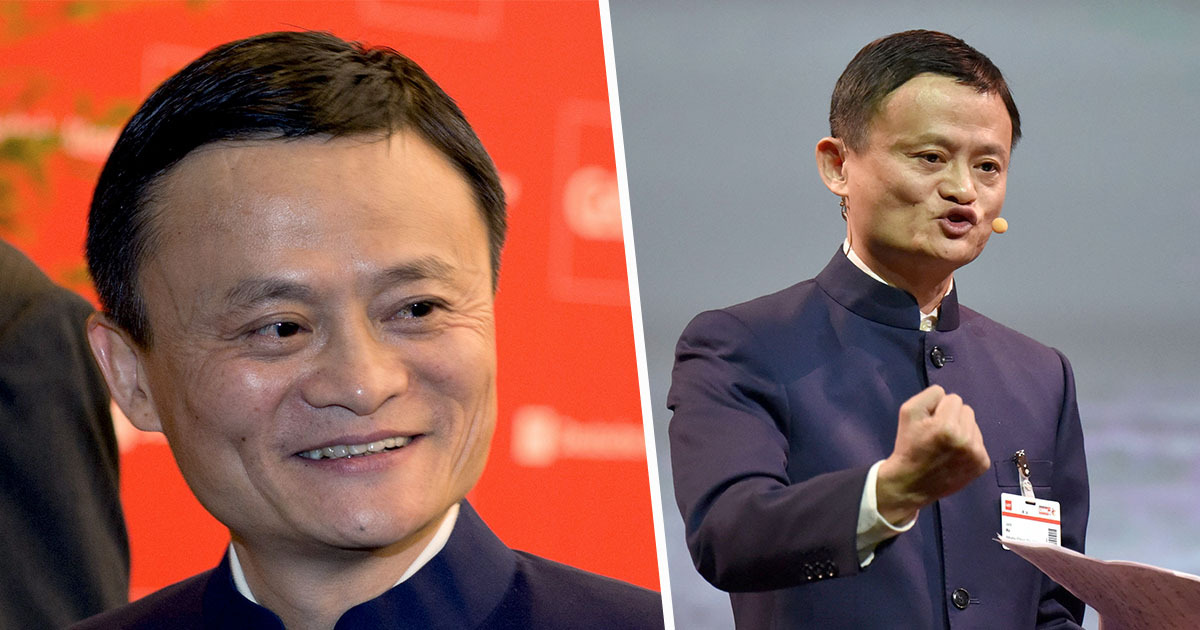 Jack Ma china richest man alibaba