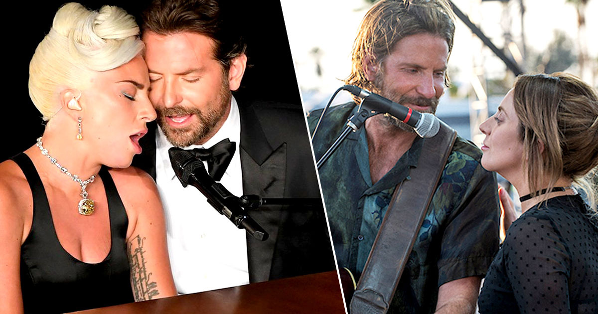 Bradley Cooper wants to go on tour with Lady Gaga.