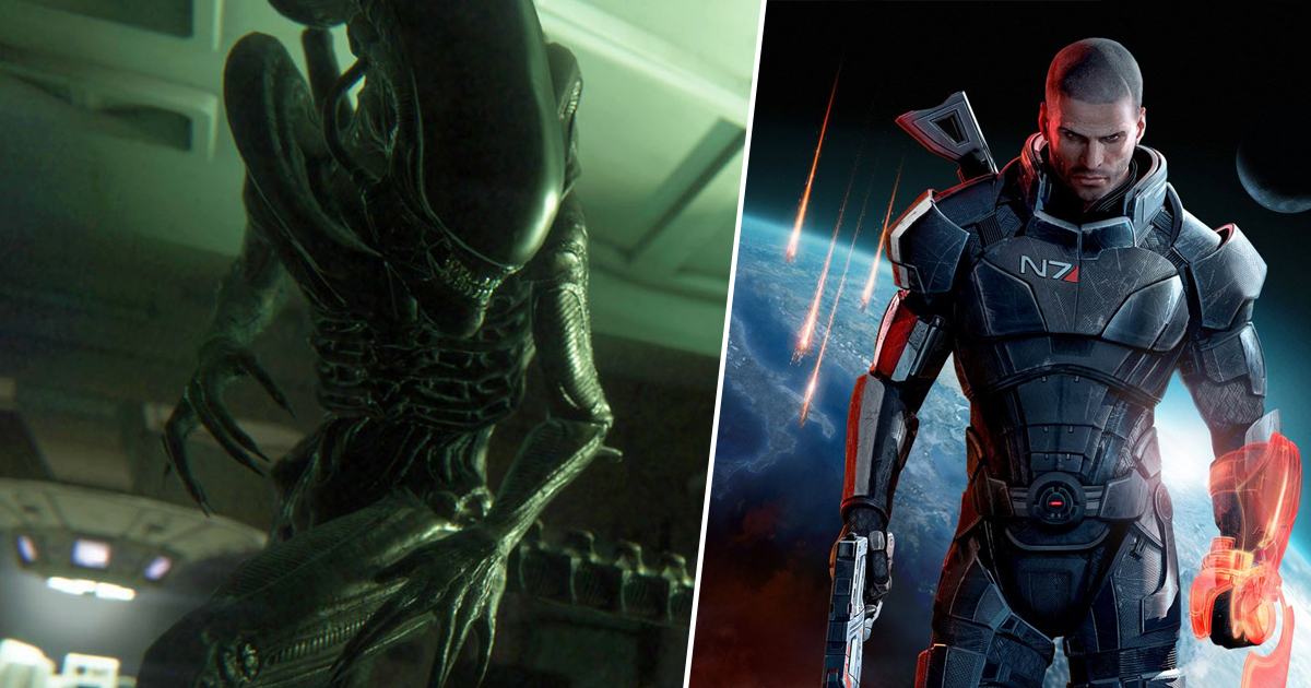 Cancelled Aliens RPG Would Have Been Mass Effect With A Horror Twist