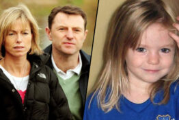 kate and gerry/madeleine mccann
