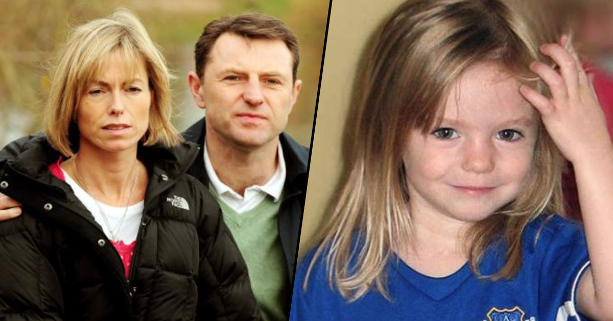 Maddie McCann's Question Night Before She Disappeared 'Puzzled' Kate And Gerry