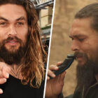 Jason Momoa Shaved Beard Off And Fans Are 'Distraught'