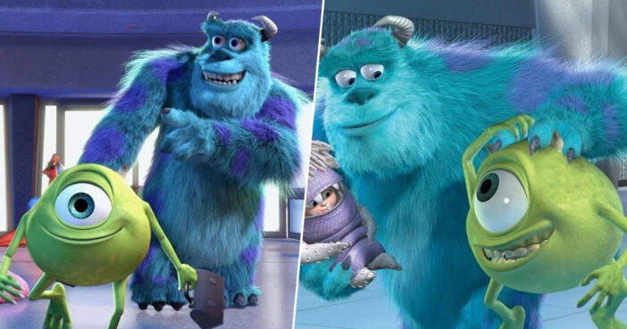 Monsters Inc is now a TV show.