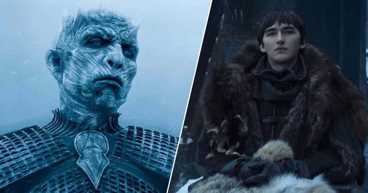 Game of Thrones has explained what the Night King.