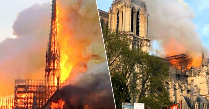 Cause of Notre Dame fire revealed.