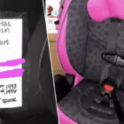 Paramedic Explains Reason Every Parent Should Pin A Note To Their Child's Car Seat