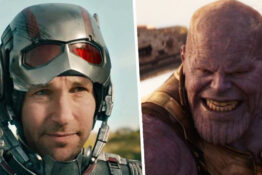 Paul Rudd confirms he doesn't want to go up Thanos' anus as Ant Man.