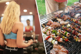 Personal Trainer Stops Sister Attending Family BBQ Because She's 'Too Fat'