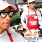 Pharrell Williams And Son Fed The Homeless On Good Friday