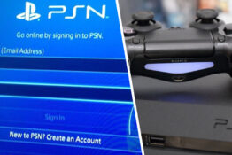 Sony PSN Id Change