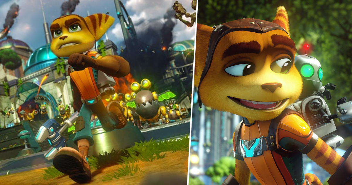 More Ratchet & Clank PS4 Adventures Teased