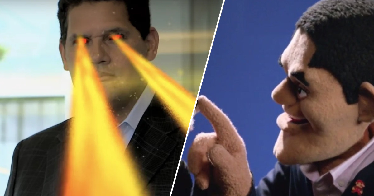 How Reggie Fils-Aime Changed Nintendo And Became A Gaming Legend