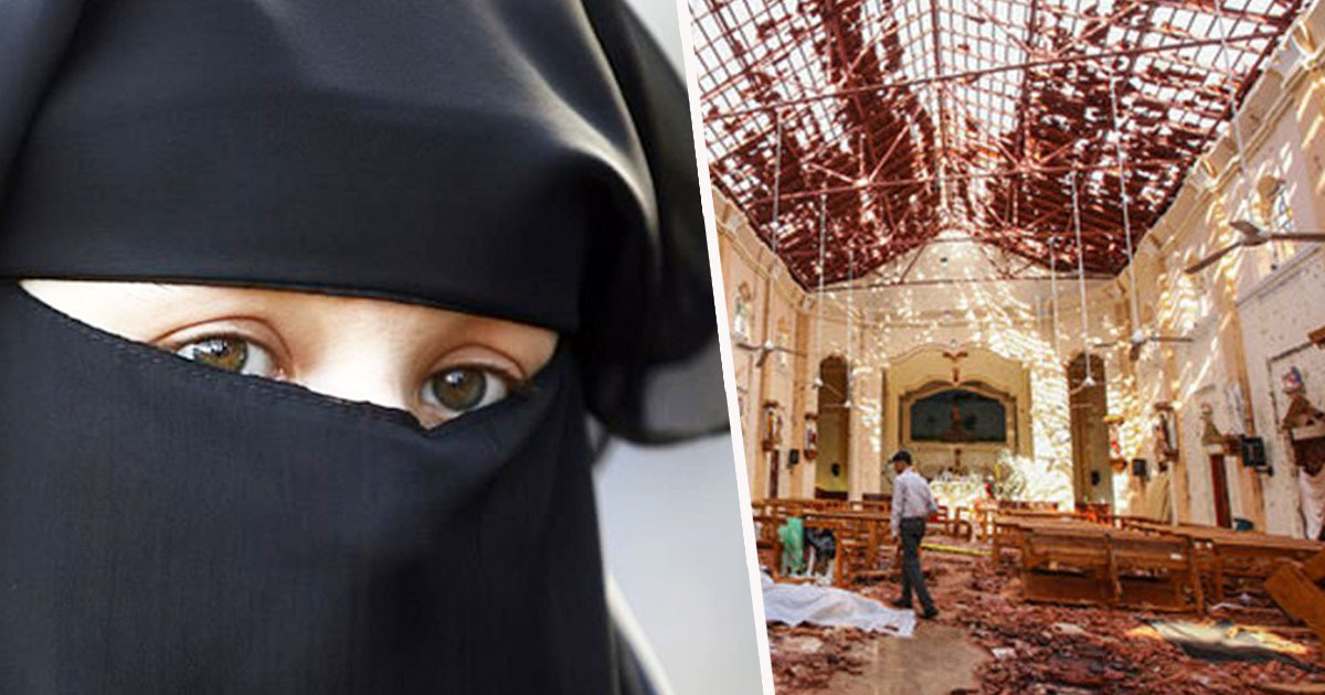 Sri Lanka bans face coverings