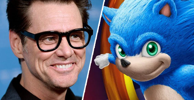 First picture leaked of Jim Carrey playing Dr. Robotnik.