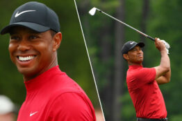 tiger woods wins 2019 masters golf tournament