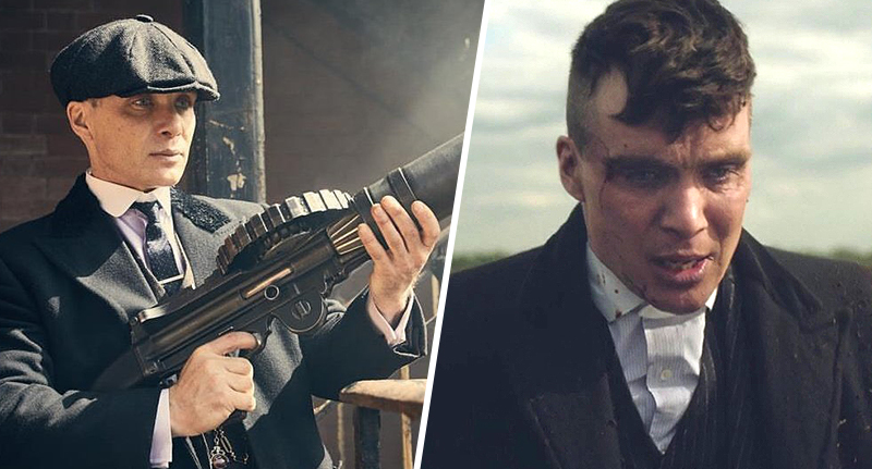 cillian murphy tommy shelby peaky blinders