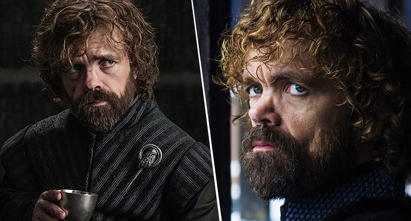 tyrion lanister played by peter dinklage